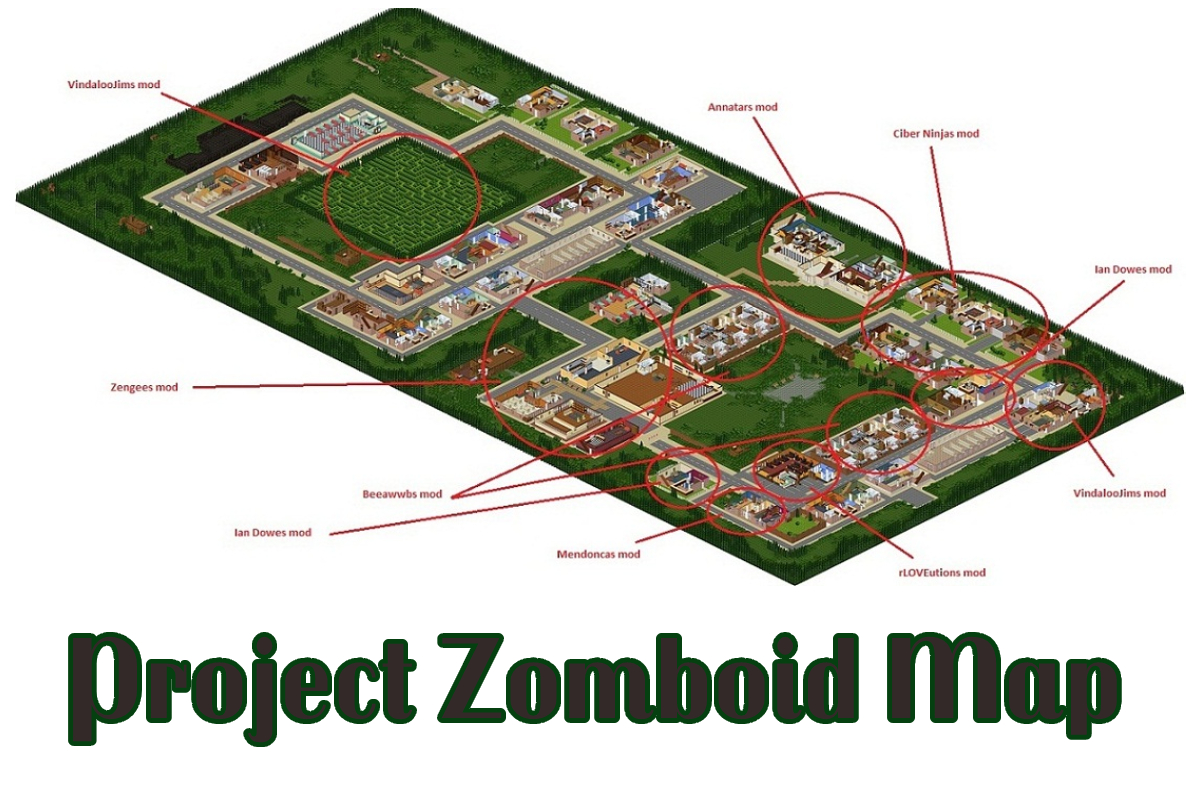 Project Zomboid Map   The Best Project Zomboid Map Mods to Try & Tools