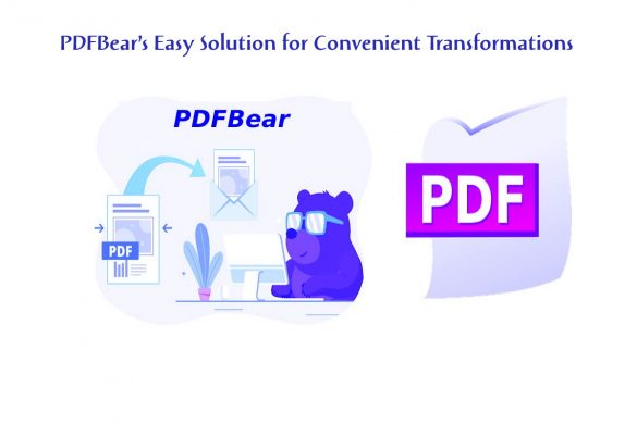 pdfbear's easy solution for convenient transformations